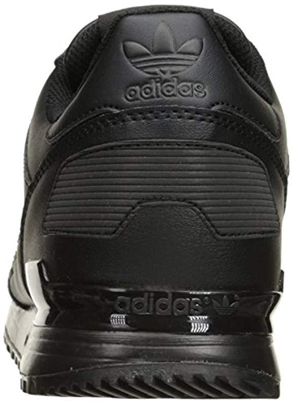 46583e4c2 Adidas Originals - Black Zx 700 Lifestyle Runner Sneaker for Men - Lyst.  View fullscreen