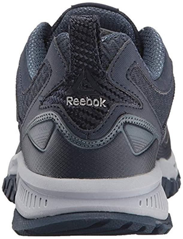 b6e626de625e0d Lyst - Reebok Ridgerider Trail 2.0 Running Shoe in Blue for Men