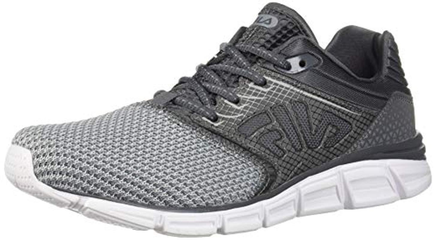 405cac567a1f Lyst - Fila Memory Multiswift 2 Running Shoe in Blue for Men - Save 19%