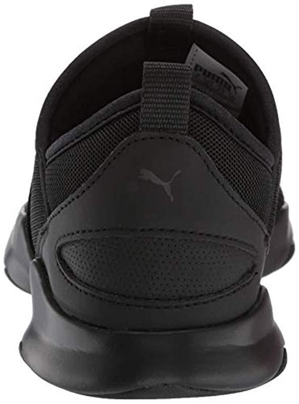 df73dfc1143 PUMA - Black Dare Sneaker - Lyst. View fullscreen