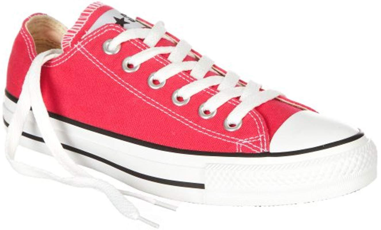 0eedf6d5efbc2b Lyst - Converse Chuck Taylor All Star Core Ox in Pink