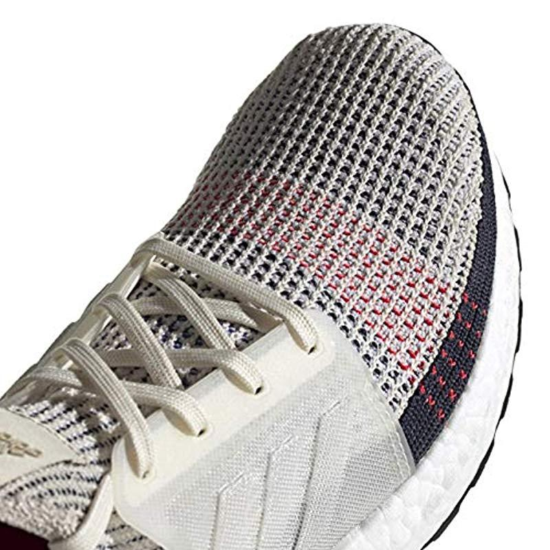 1955054c6a Men's Ultraboost 19, Clear Brown/chalk White, 7.5 M Us