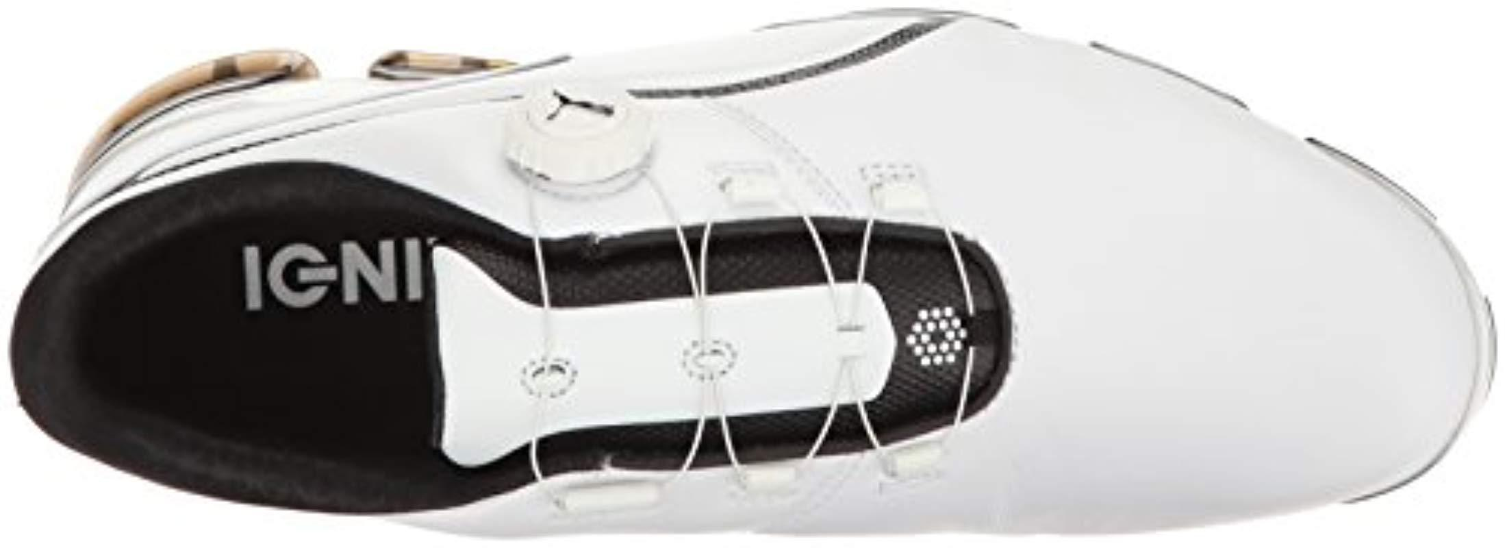 e1d7754703a PUMA - Black Titantour Ignite Disc Golf-shoes for Men - Lyst. View  fullscreen