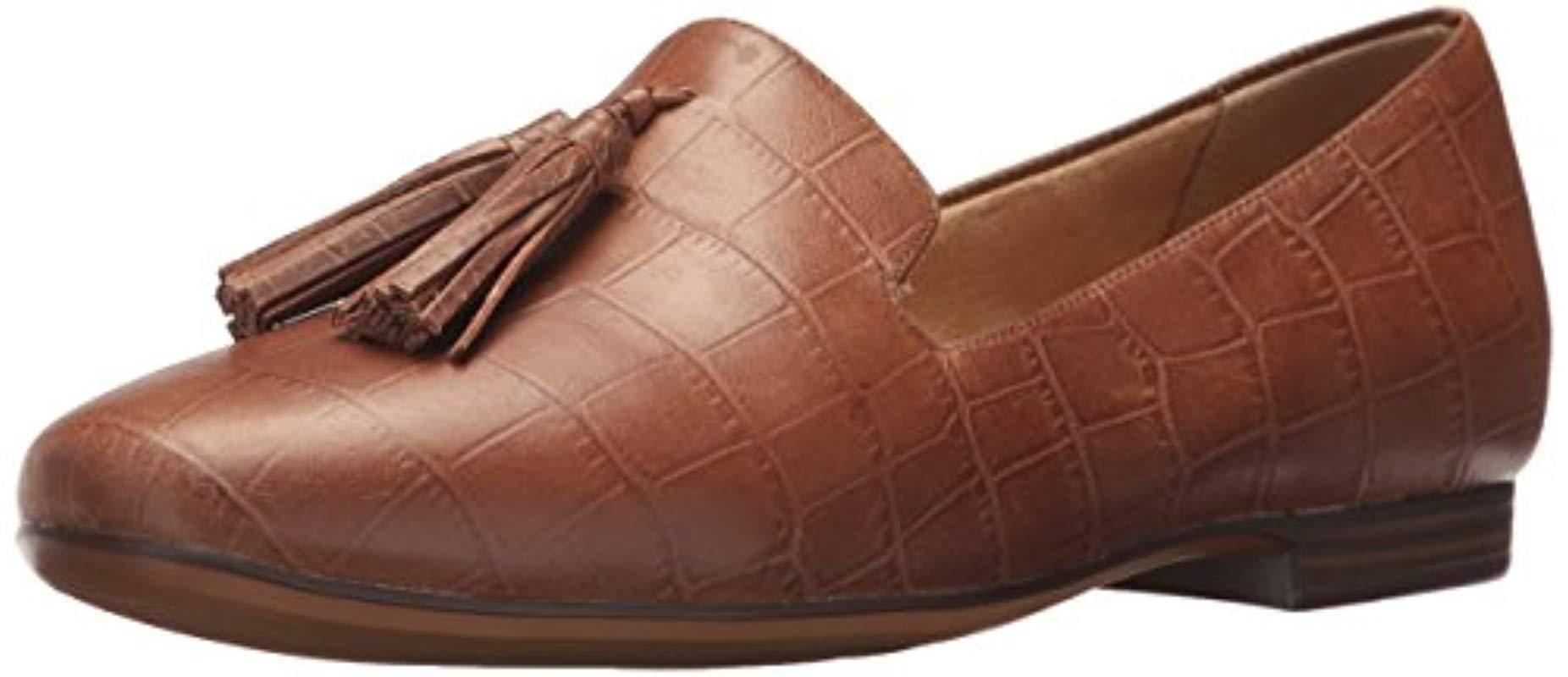e12715a2ed5 Lyst - Naturalizer Elly Slip-on Loafer in Brown