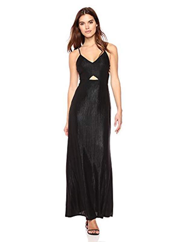 085e023661cd Ali   Jay. Women s Black She s A Regular Sweetheart Flowy Maxi Dress Gown