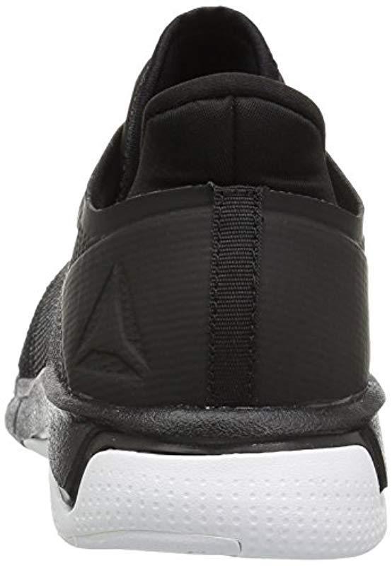 Reebok - Black Fast Flexweave Running Shoe - Lyst. View fullscreen daa89b77f