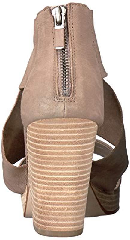 9d7c9aaf092 Eileen Fisher - Multicolor Ellis-nu Platform Dress Sandal - Lyst. View  fullscreen