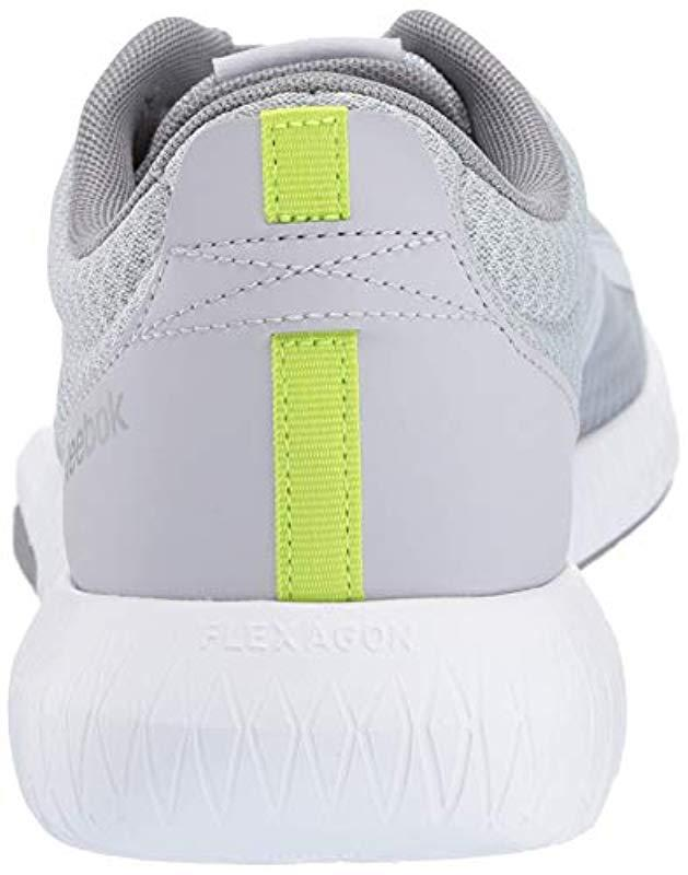 613211bb7d1 Lyst - Reebok Flexagon Force in Gray for Men - Save 4%