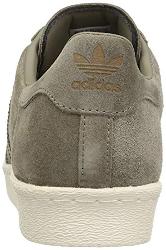 low priced 247bf bd883 Adidas Originals - Multicolor Superstar 80s Running Shoe for Men - Lyst.  View fullscreen