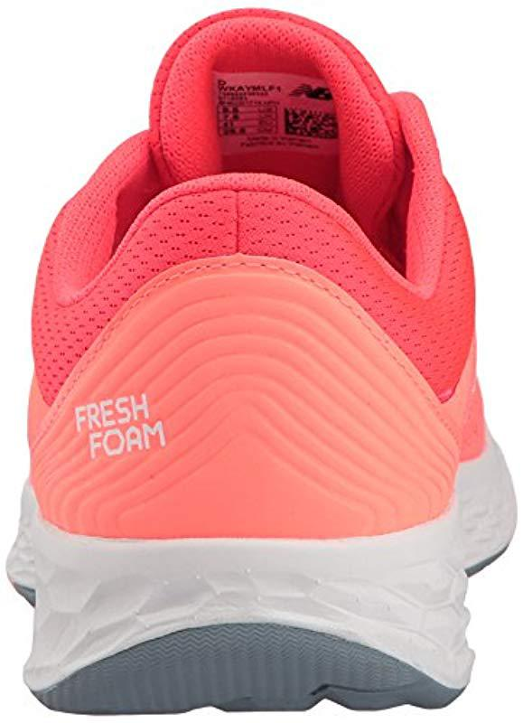 0f053da022afb Lyst - New Balance Fresh Foam Kaymin V1 Running Shoe