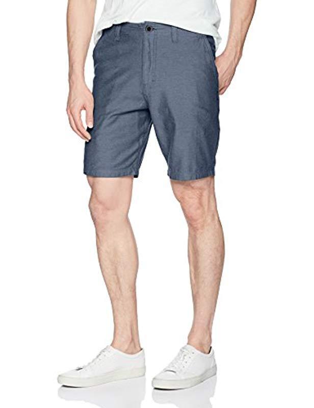 cb9aeecc5d Lyst - O'neill Sportswear 19 Inch Outseam Classic Walk Short in Blue ...