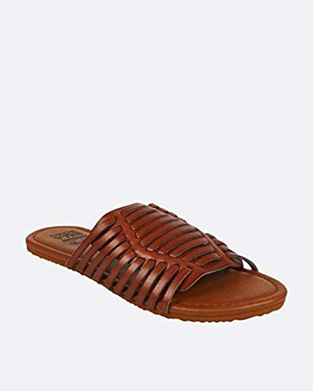 49cf5e8a9 Lyst - Billabong Tread Lightly Sandal in Brown - Save 56.41025641025641%
