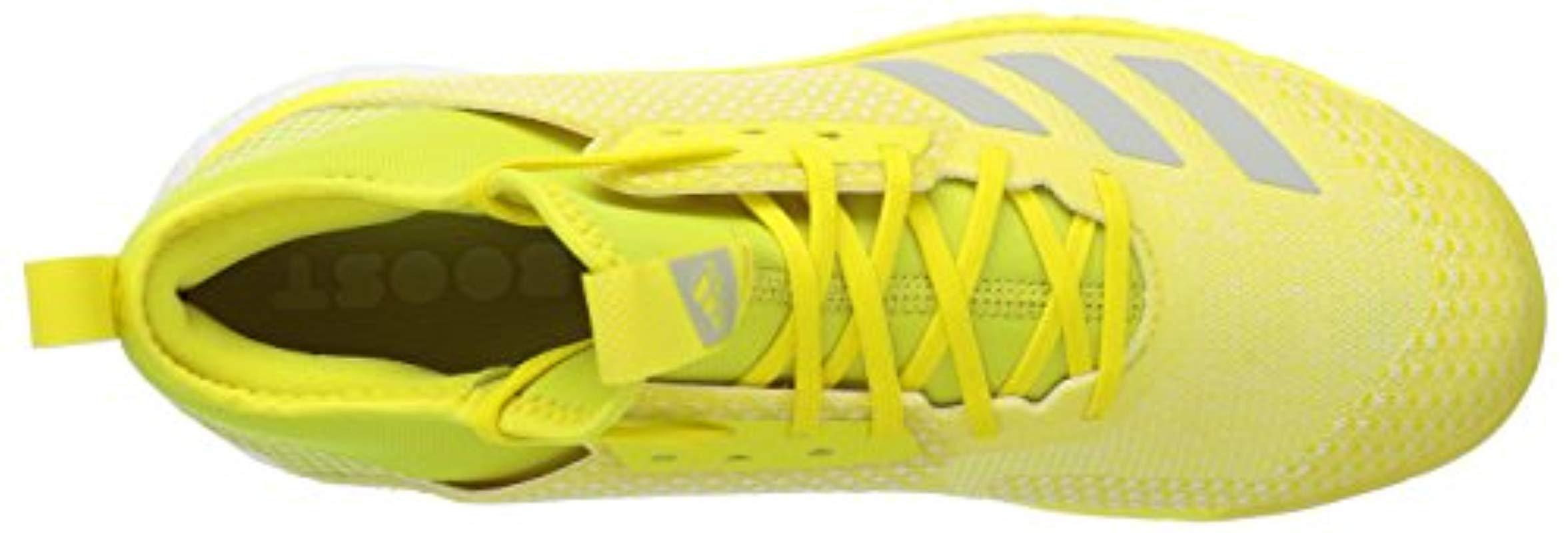 quality design 2b45a 2938a Adidas - Yellow Crazyflight X 2 Mid Volleyball Shoe - Lyst. View fullscreen