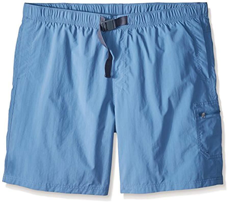 2f5daa8dc9441 Lyst - Columbia Palmerston Peak Swim Shorts-big in Blue for Men