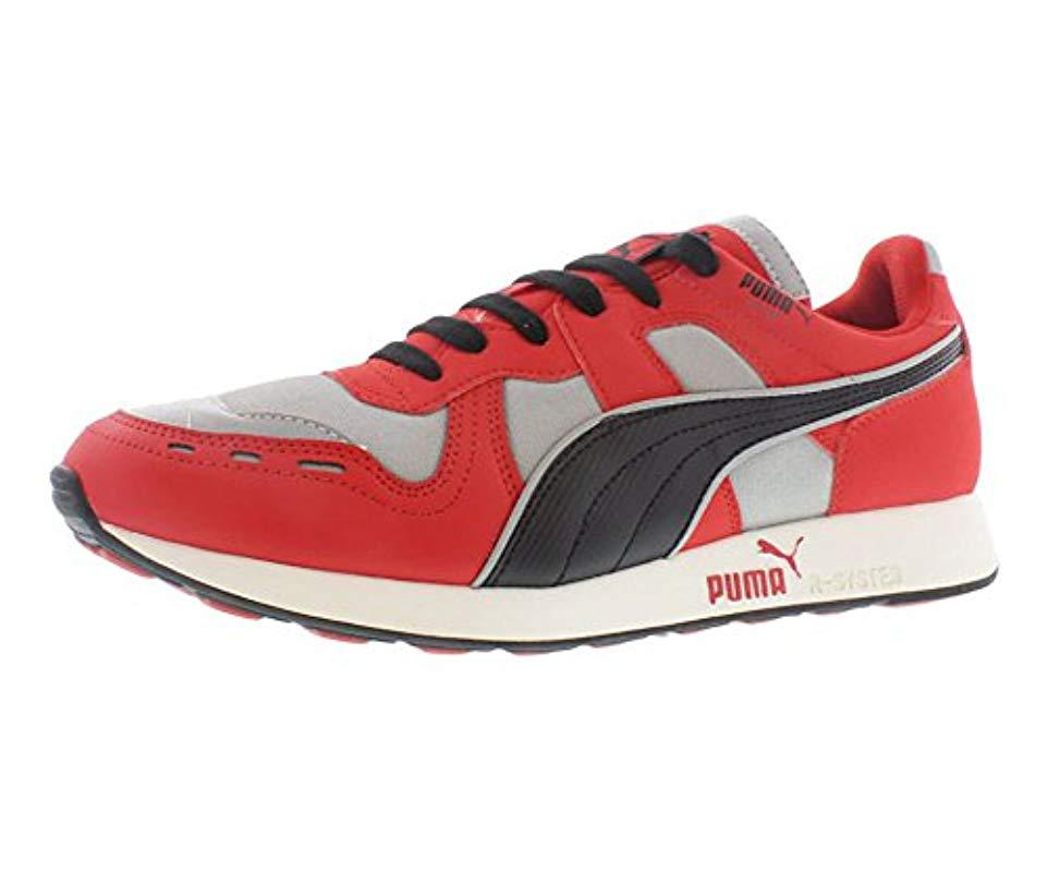009515b0122b2b Lyst - Puma Rs 100 Aw Fashion Sneaker in Red for Men