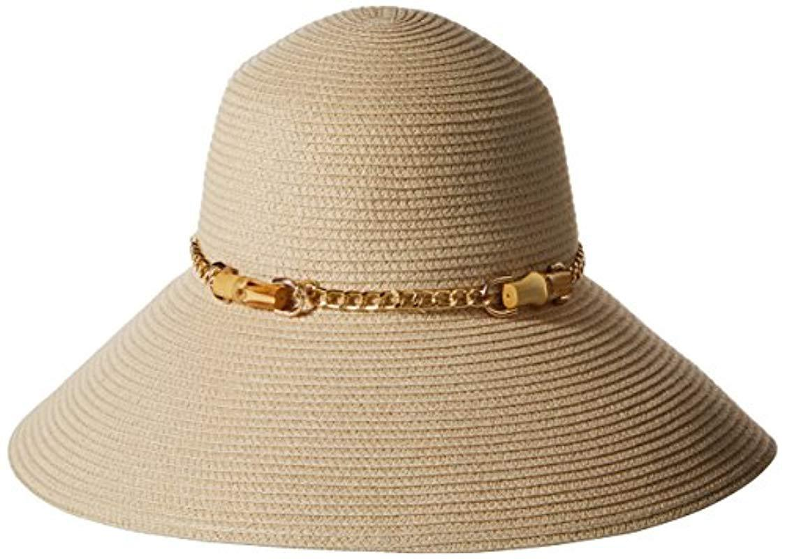 5585390098e1f6 Gottex San Remo Packable Sun Hat, Rated Upf 50+ For Max Sun ...