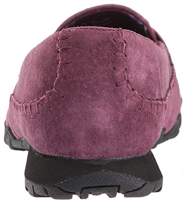 a47b34857a5 Skechers - Purple Bikers-penny Lane Loafer - Lyst. View fullscreen