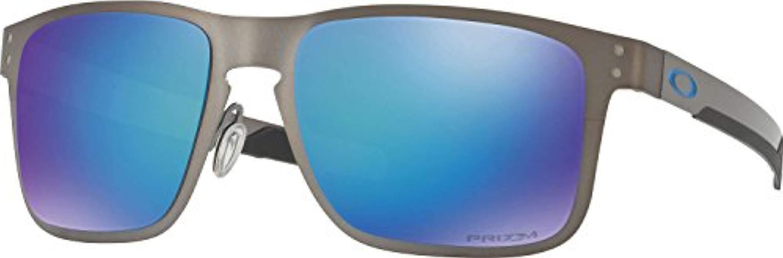 cf59efdd74 ... shop oakley. mens blue holbrook sunglasses with square o hard case  b8f22 8675d ...