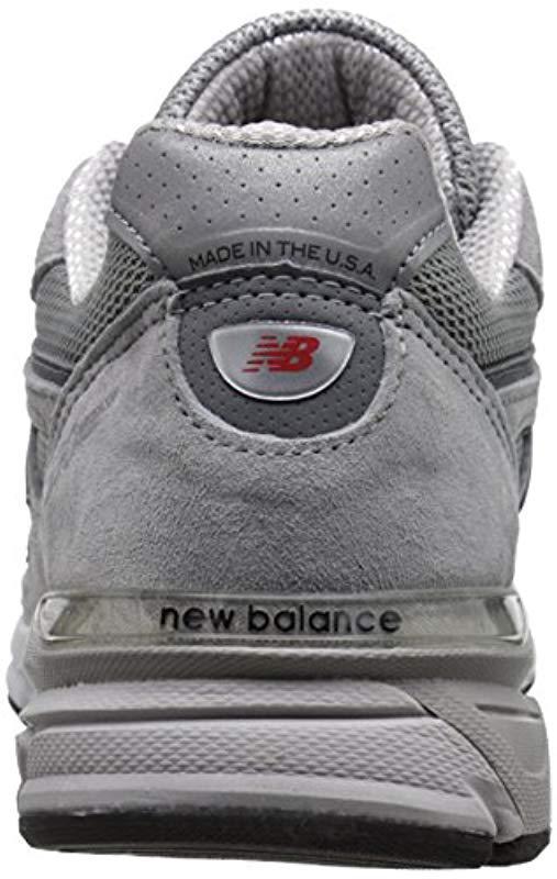 465c761d61cb6 New Balance - Gray 990v4 for Men - Lyst. View fullscreen