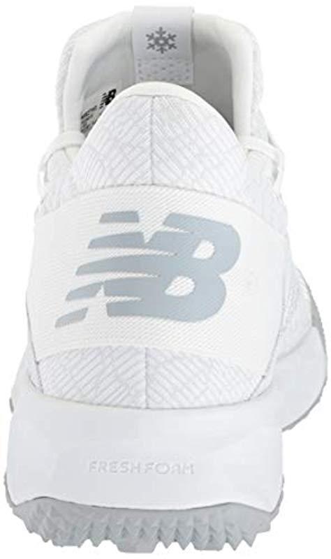 08bdb4262 New Balance - Metallic Freeze V2 Box Agility Lacrosse Shoe for Men - Lyst.  View fullscreen