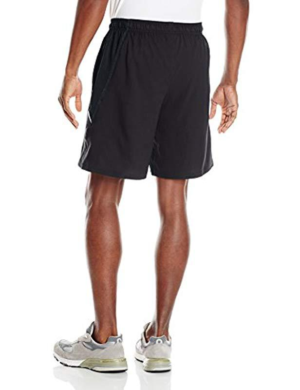 2bef10621134 Lyst - Champion Double Dry 6.2 Running Short in Black for Men