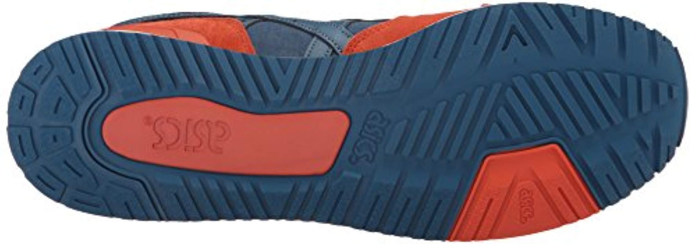 b3bf8be9c6c8 Lyst - Asics Gel-classic Retro Running Sneaker in Blue