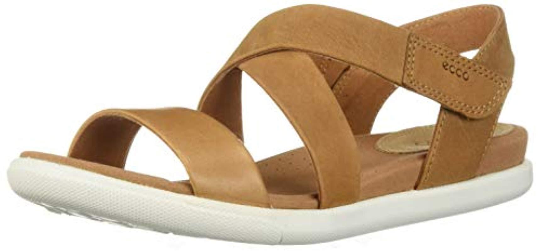 ff5a27c0a34a Ecco. Women s Damara Crisscross Flat Sandal