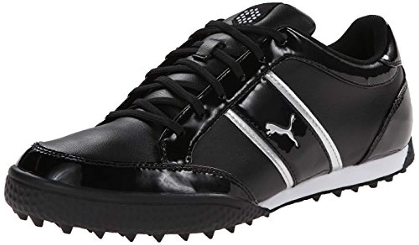cab89fa5f74 Lyst - PUMA Monolite Cat Spikeless Golf Shoe in Black