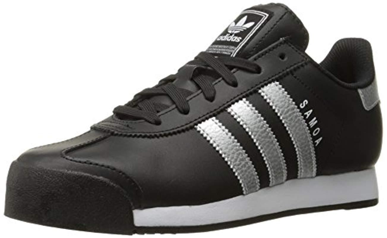 d5663ed1431d Lyst - adidas Originals Samoa W Sneaker in Black - Save 4%
