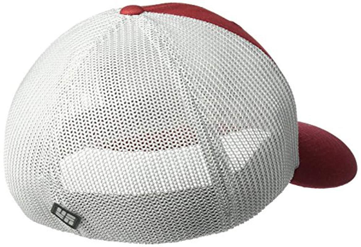7e9db54d177 Columbia - Multicolor Rugged Outdoor Mesh Hat for Men - Lyst. View  fullscreen