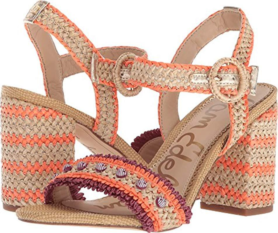 4012658b19fd Lyst - Sam Edelman Sandals - Save 59%