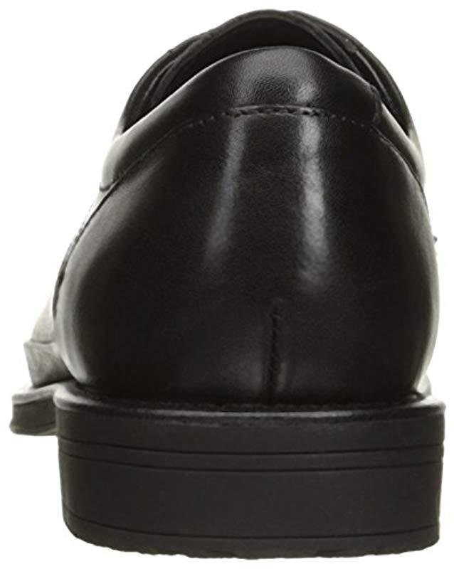 b9f98d67b334 Lyst - Kenneth Cole Reaction Hand-some Oxford in Black for Men - Save 46%