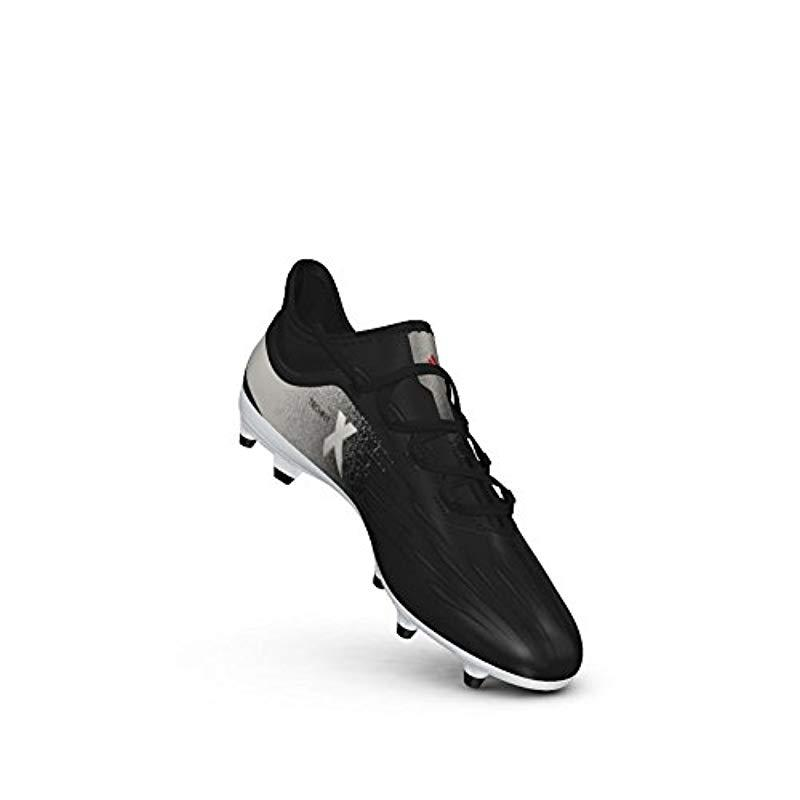 39005ef2e Lyst - adidas Performance X 17.2 Fg W Soccer Shoe in Black