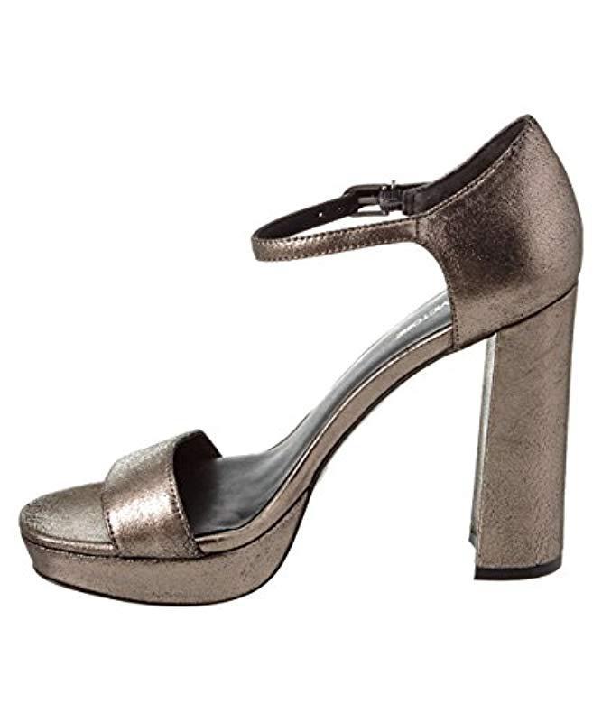 ea6ba39d334ae0 Lyst - Pour La Victoire Yvette Dress Sandal - Save 55%