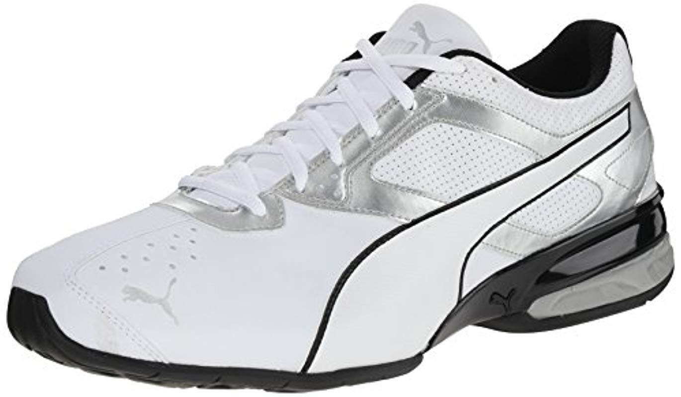 de4b12d8c5dd Lyst - Puma Tazon 6 Cross-training Shoe in White for Men