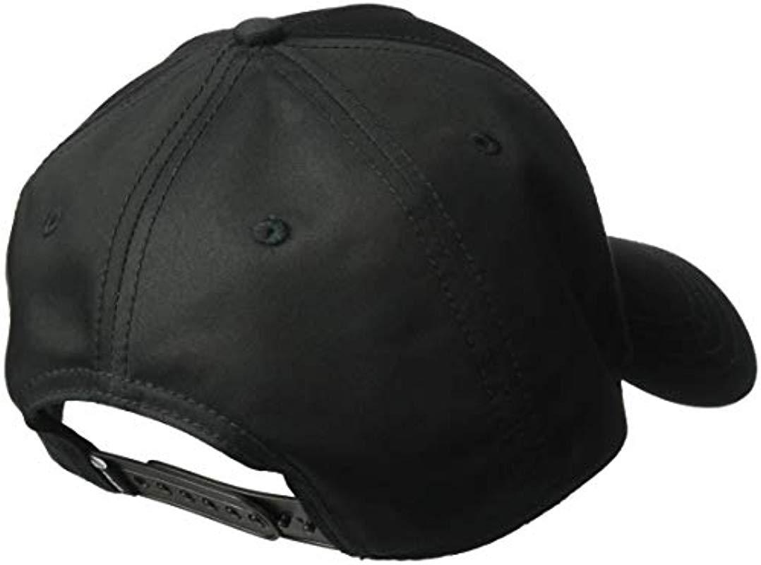 c60492f70ab DIESEL - Black Cindi-max Hat for Men - Lyst. View fullscreen