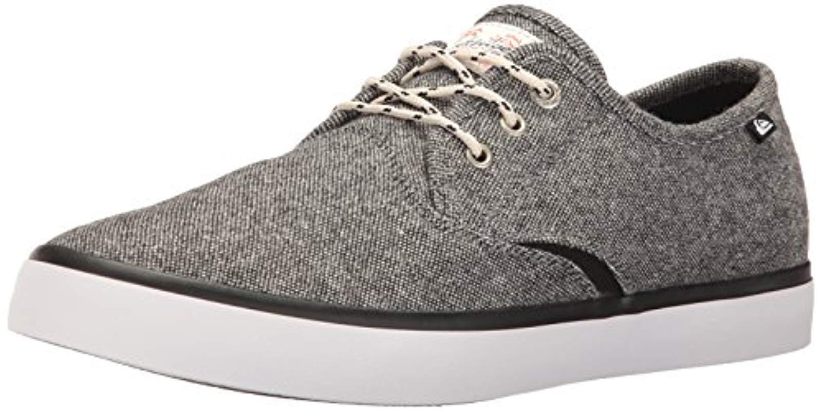 c030fe10d2a4 Lyst - Quiksilver Shorebreak Deluxe Shoe in Gray for Men - Save 60.0%