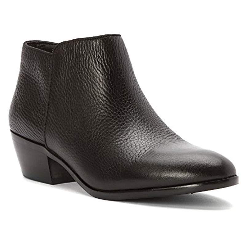 e6f7e62d4 Lyst - Sam Edelman Petty Ankle Boot in Black - Save 34%