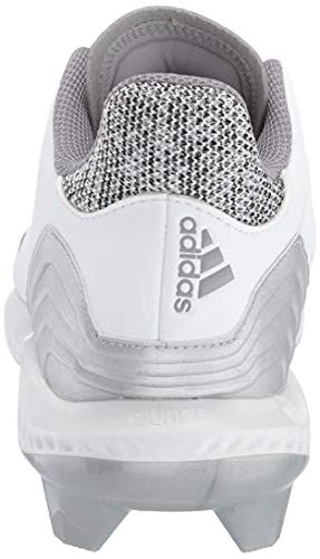 brand new 63f0b 4ec2f Adidas - Gray Icon Bounce Tpu - Lyst. View fullscreen