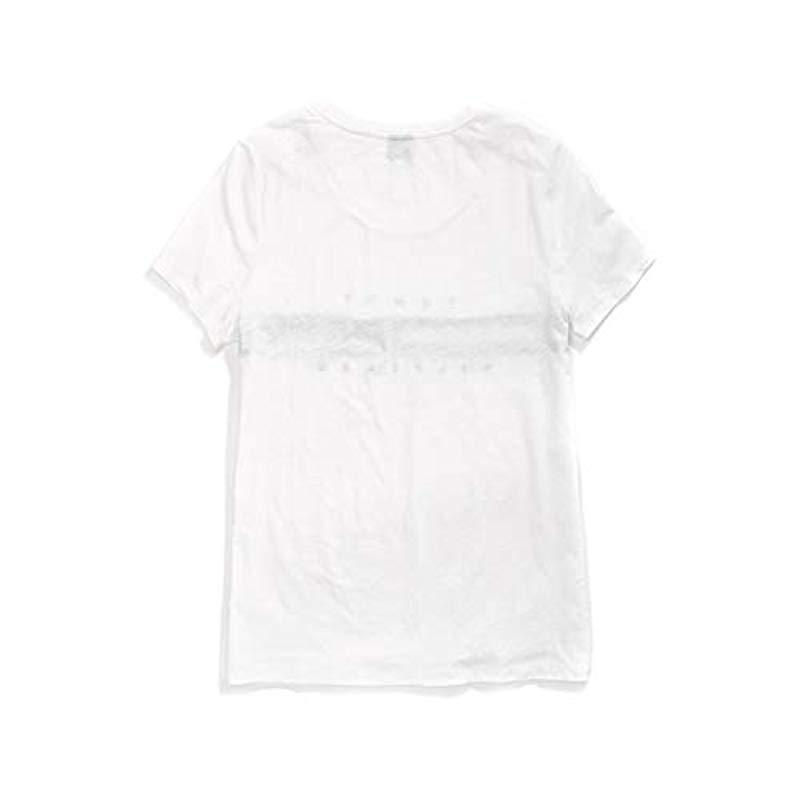 543a9a05b330 Tommy Hilfiger Signature T-shirt With Magnetic Closure At Shoulders ...