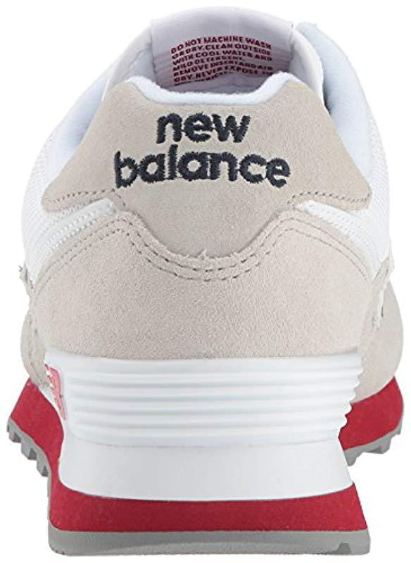 1ecef9f07417f New Balance - Multicolor 574s Sport Sneaker for Men - Lyst. View fullscreen
