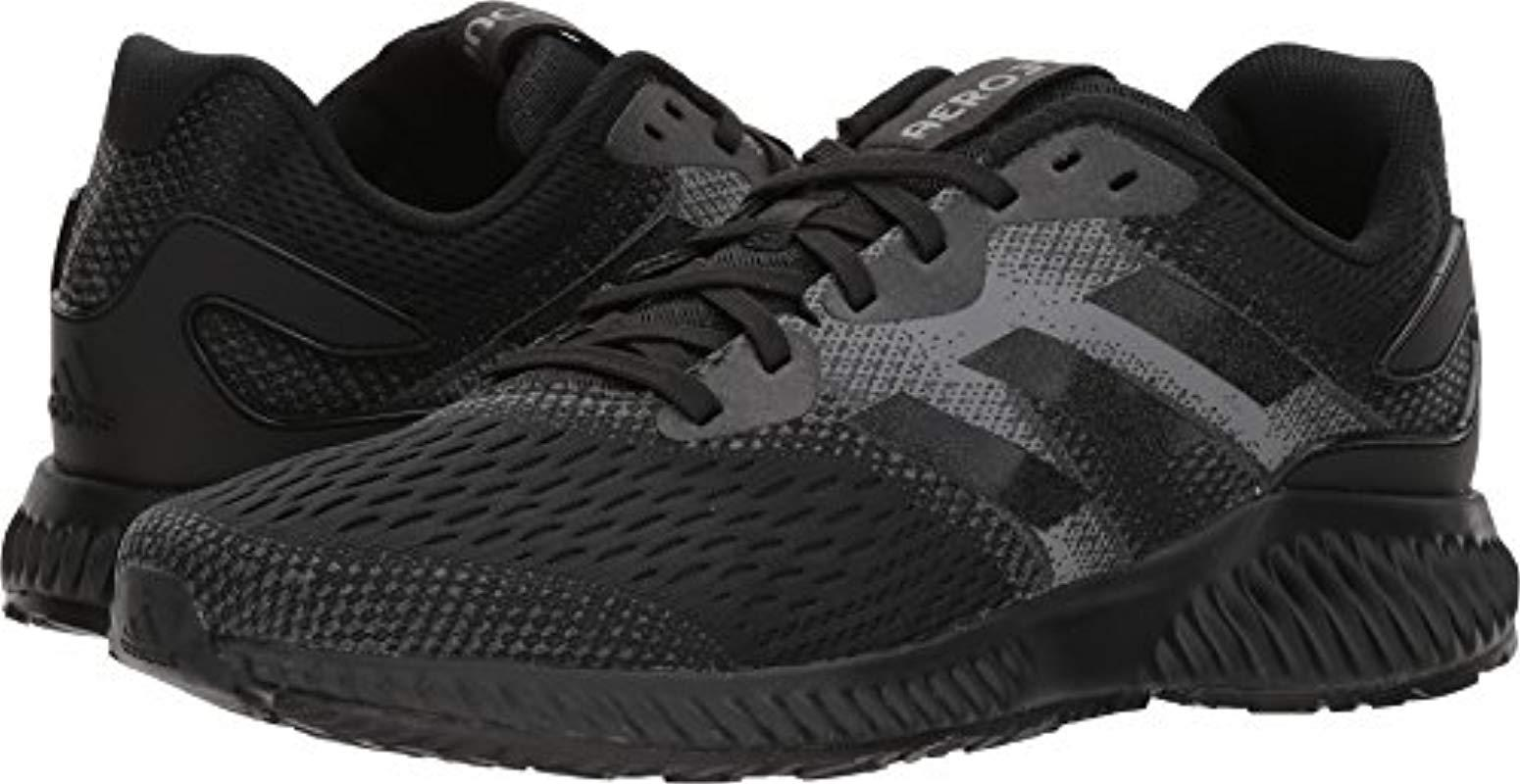e0ab5ca1a2d61b Lyst - Adidas Aerobounce M in Black for Men - Save 6.38297872340425%