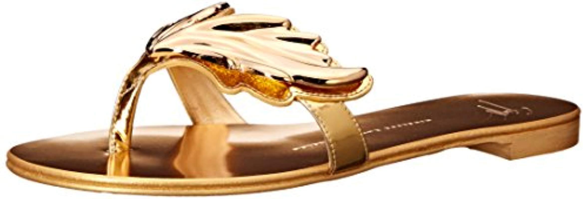 f4757f504d9a7 Lyst - Giuseppe Zanotti E60287 Dress Sandal