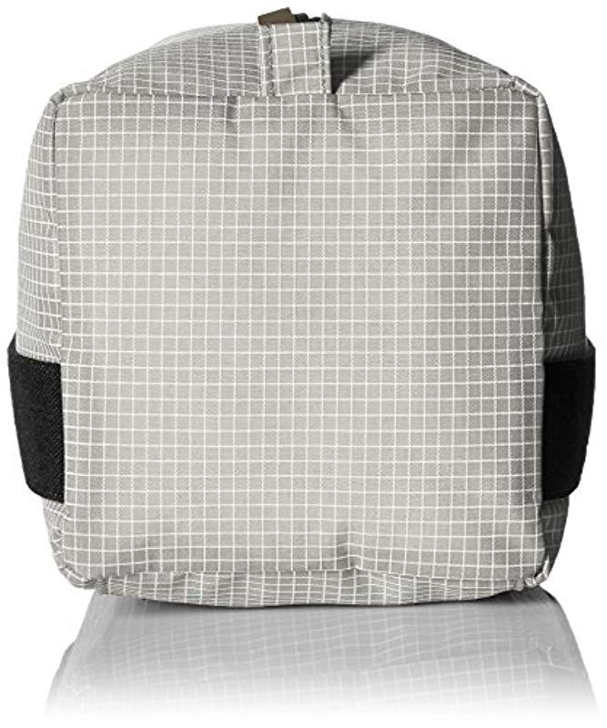 712a0f4fc0 Lyst - Jack Spade Packable Graph Check Toiletry Kit in Gray for Men