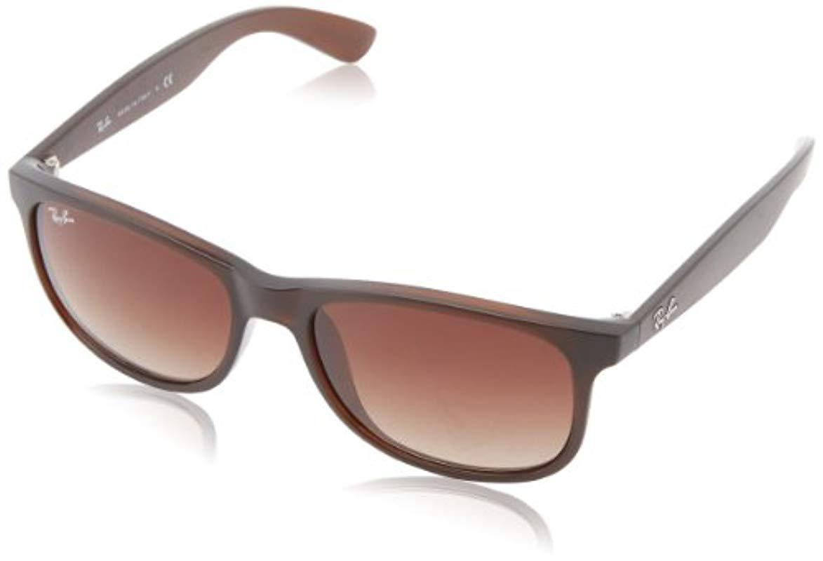 87e2788637 Lyst - Ray-Ban Rb4202 607313 Andy Non-polarized Sunglasses