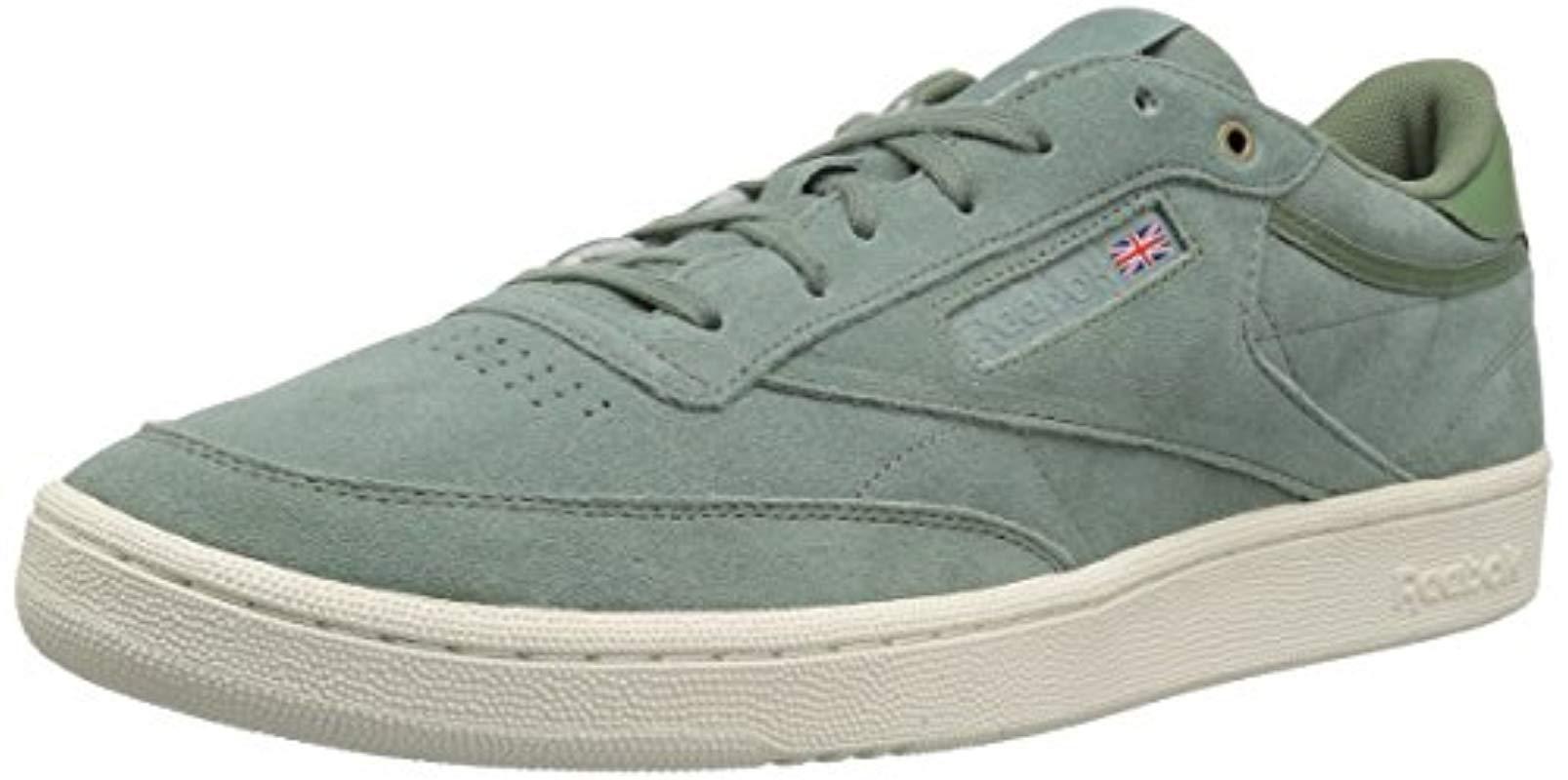 1629cc8d179 Lyst - Reebok Club C 85 Mcc Sneaker in Green for Men - Save 46%
