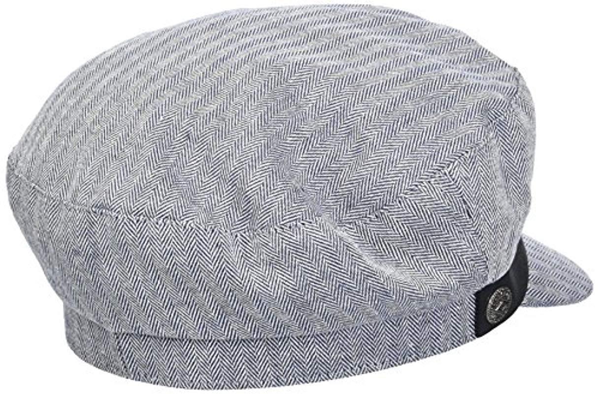 Brixton - Multicolor Kurt Workwear Hat for Men - Lyst. View fullscreen de628c436e76