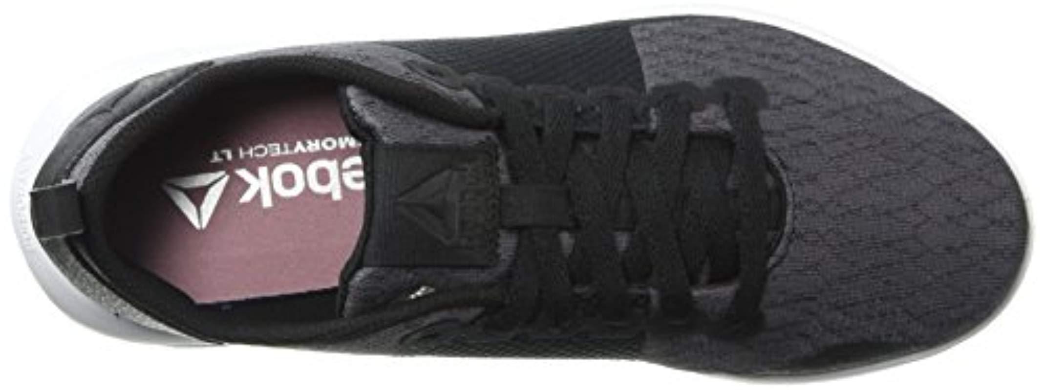 21c468c2708 Reebok - Black Astroride Walk Shoe - Lyst. View fullscreen