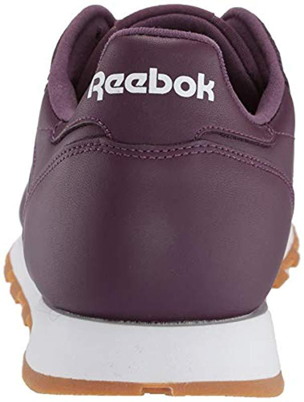 e81a0fd9acb Lyst - Reebok Classic Leather Sneaker for Men - Save 16%