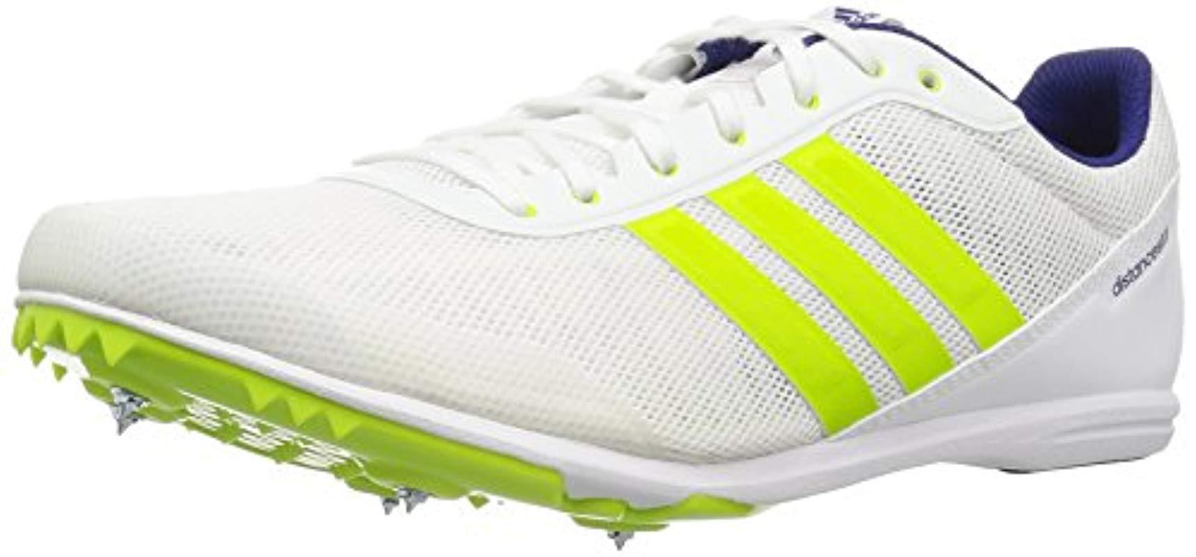 be5d0aa86b9f Lyst - adidas Distancestar W Running Shoes With Spikes